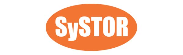 systor systems cd dvd mdisc multimedia back up duplicator brand logo - digital storage media