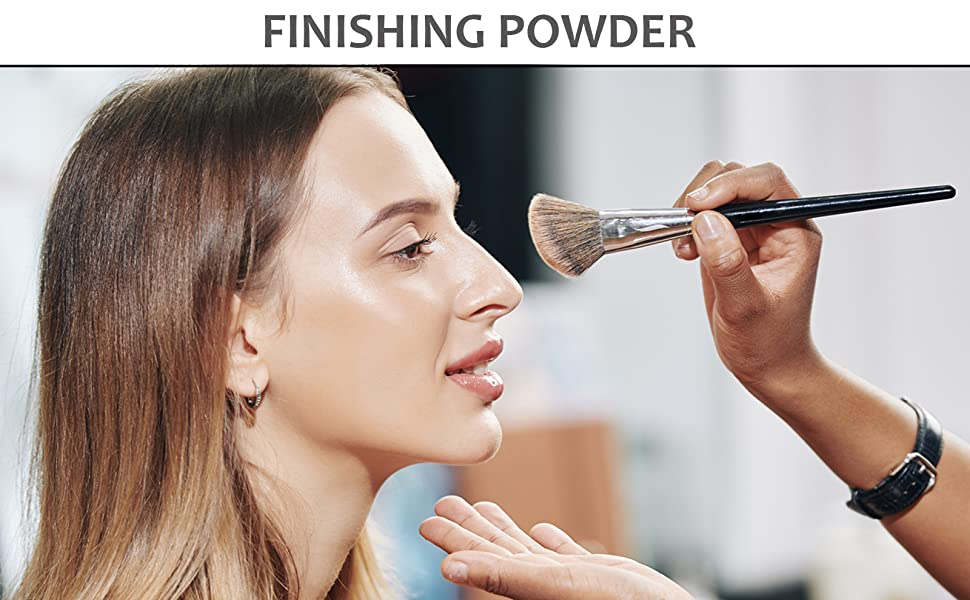 finishing face loose powder mineral natural organic gluten free