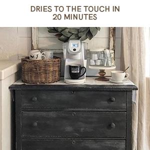 Quick Drying Paint, Chalky Paint, Chalk Paint, One Step Paint, Furniture Paint, Cabinet Paint