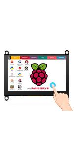 Rasp Pi 5 inch monitor