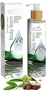 body balm body moisturizer body cream