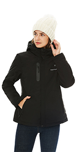 women's 3 in 1 jacket