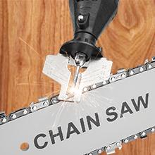 Power Chain Saw Sharpen