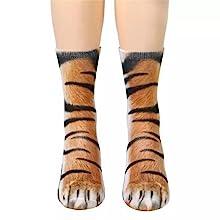 Tiger Socks,christmas socks for kids,best gifts for kids