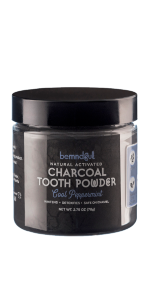 invitamin bemndful whitening tooth powder safe plant based clean ingredients cruelty free