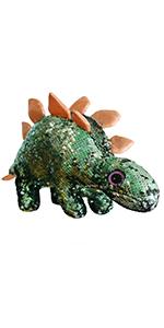 sequin dinosaur