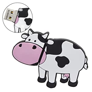 Novelty Cow Memory Stick