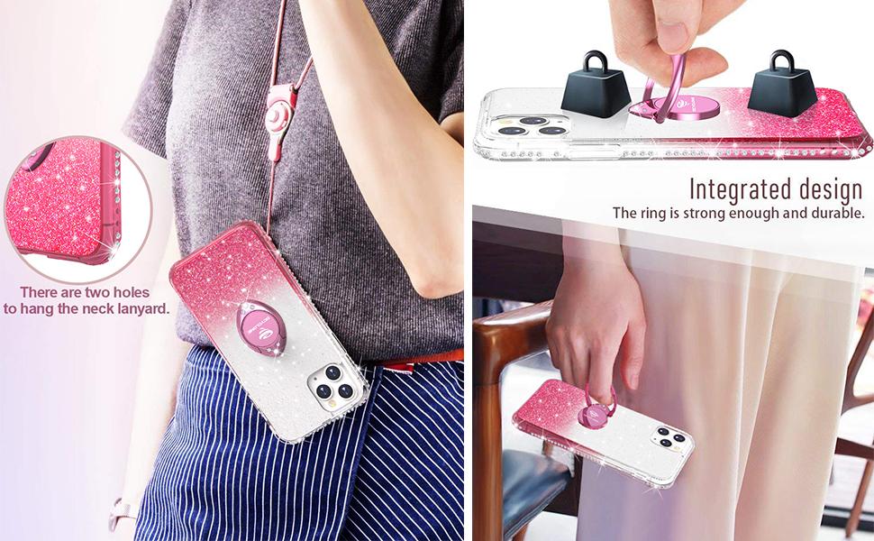 iPhone 11 pro Case Glirs Women