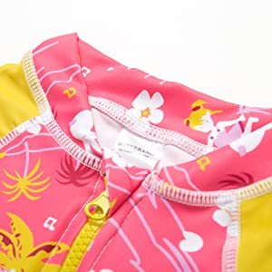 baby girl sunsuit swimsuit for infant boy toddler bathing suit upf 50+ uv cut sun protection