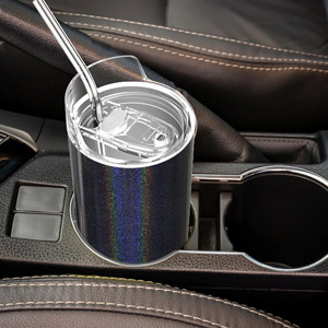 Cup Holder Friendly