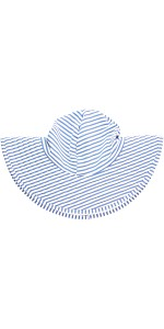 Wide Brim Swimwear Sun Hat