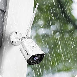 Metal Body and IP66 Weatherproof Housing