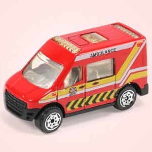 Rescue Emergency cars