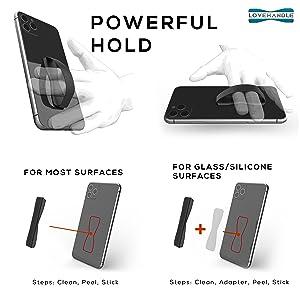 how to setup lovehandle grip