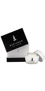 RADIANCE RAWCHEMISTRY EYE CREAM ORGANIC NATURAL ANTI-AGING