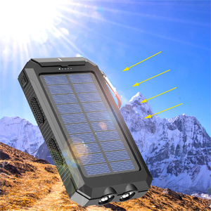 solar power bank charger