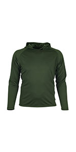 green solid insect shield tick proof clothing flies gnats mossy oak hunting camping fishing hiking