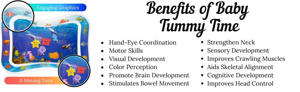 Benefits of Baby Tummy Time