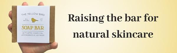 all natural handmade soap the yellow bird acne eczema rosacea redness dry sensitive skin
