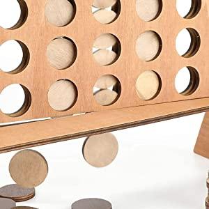 Wood Tabletop Board Game
