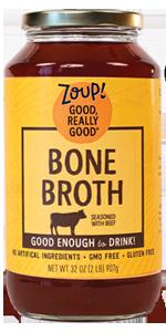 bone beef broth soup