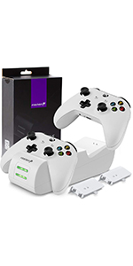 xbox one controller charger dock station