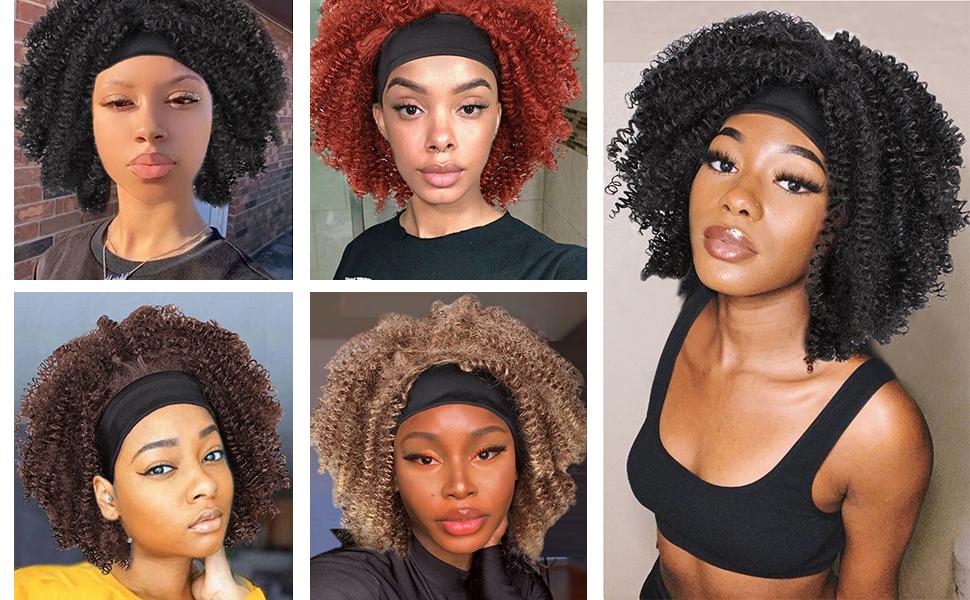 kachanaa headband wig style