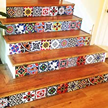 Stairs decals