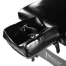 Ergonomic Dream Adjustable Face Cradle & Memory Foam Pillow