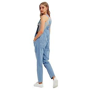 Overalls Pants
