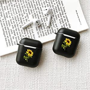 Sunflower Airpods Case