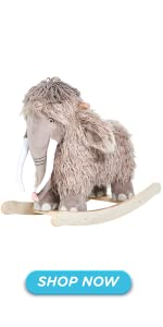 labebe - Mammoth Rocker Rocking Horse
