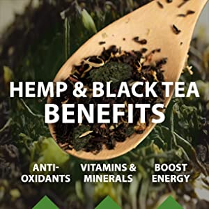 black tea benefits anti-oxidants vitamins energy