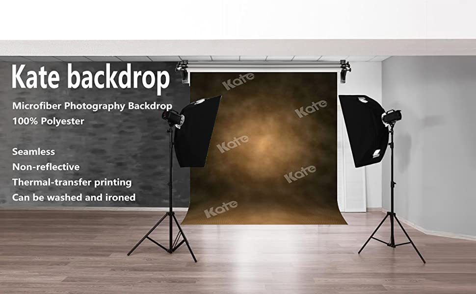 brown backdrops for photographer