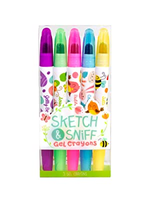 scentco scented gel crayons