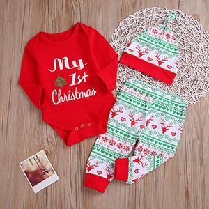 Toddler Baby Boy Girl Clothes