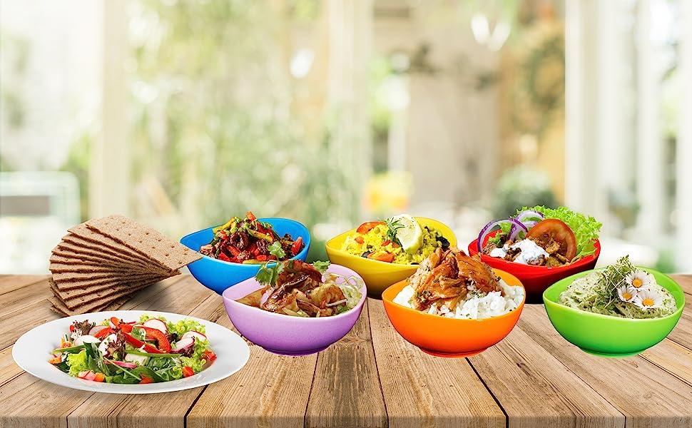 dessert bowls cereal bowls serving buffet bowls cereal plates bowls porcelain ceramic serving bowls