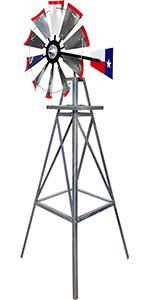 scott windmills 8 foot complete windmill