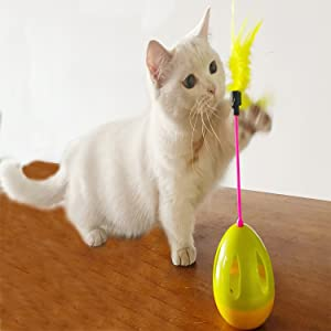 Cat Feather Toys