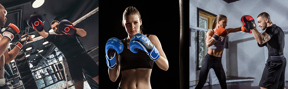 Training Boxing Pads