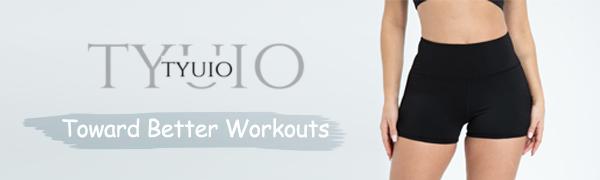 TYUIO SHORTS
