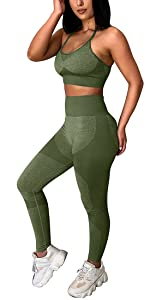 gym 2 piece outfits