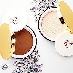 brush makeup matte color mask bags concealer shape tape under eye patches dark circles treatment