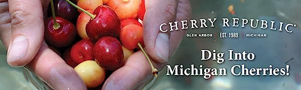 Cherry Republic Dig Into Michigan Cherries