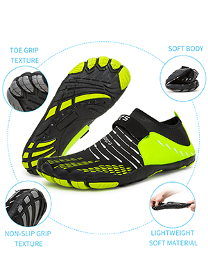 mens wide water shoes