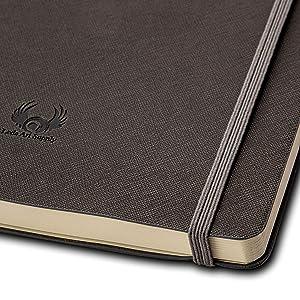 ELASTIC BAND  premium sketch book schetbook bullet journal