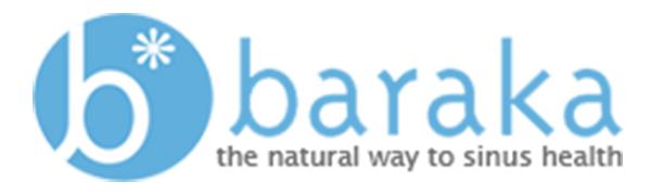 baraka sinus care health natural organic rejuvenation oils oil essential decongestants colds cold