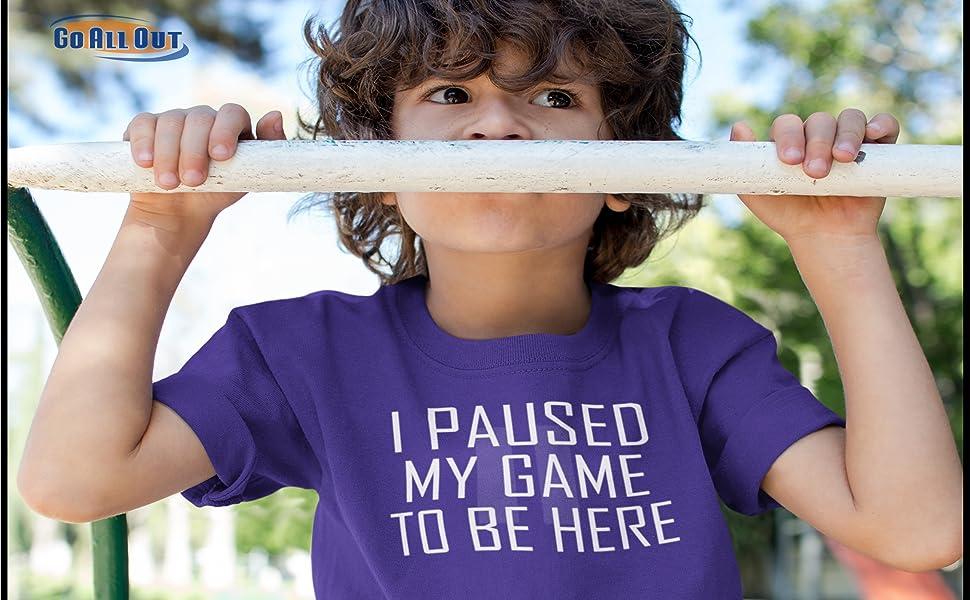 paused kid