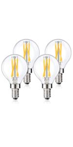 led g16.5 globe lights