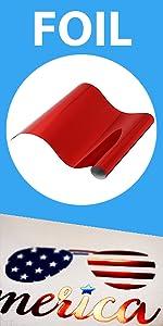 Easy260 Foil iron-on